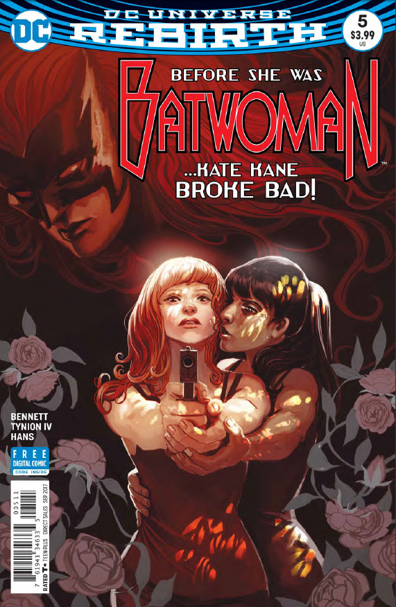 Batwoman #5 Review