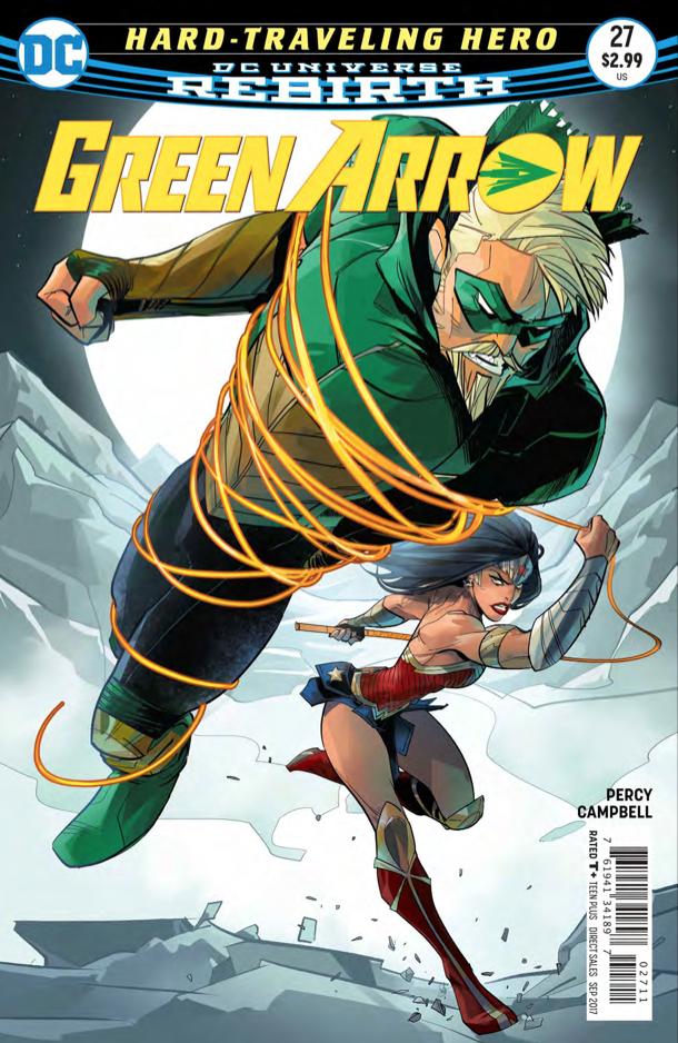 Green Arrow #27 Review