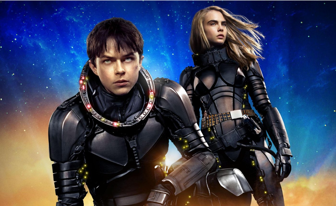 Inspired: 'Valerian and the City of a Thousand Planets The Art of the Film' review