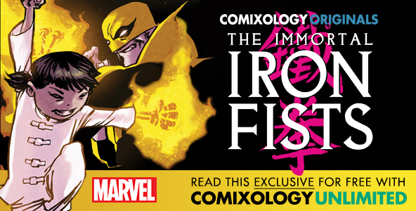 Marvel joins forces with comiXology for new line of exclusive digital comics