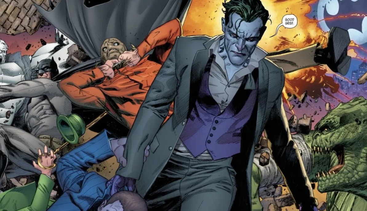 SDCC 2017: Is the Joker insane? Forensic psychiatry, law and 'Batman' writer Tom King answer the question