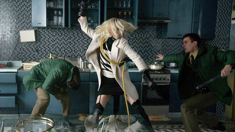 """Tell Us How You Really Feel: The 5 Most Hilarious Bad Reviews of """"Atomic Blonde"""""""