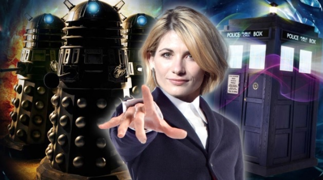 Regenerated Rage: Doctor Who-the-Hell-Cares if she's a woman?