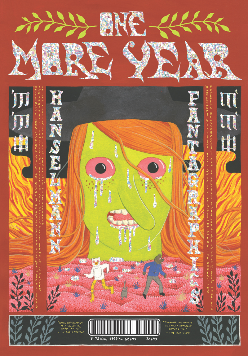 Illustrated Review: One More Year