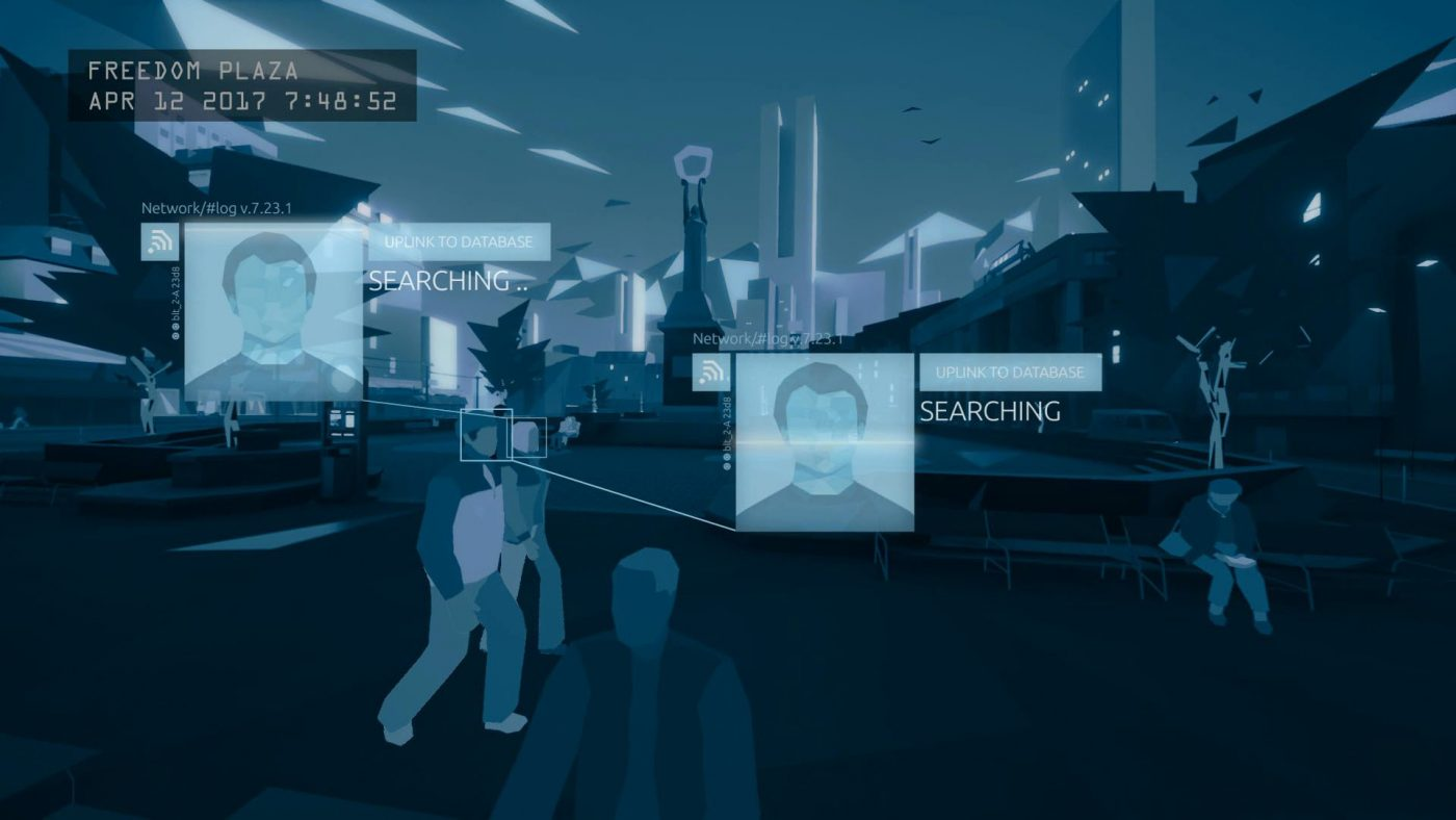 Becoming Big Brother: A Review of Osmotic Studios' 'Orwell'