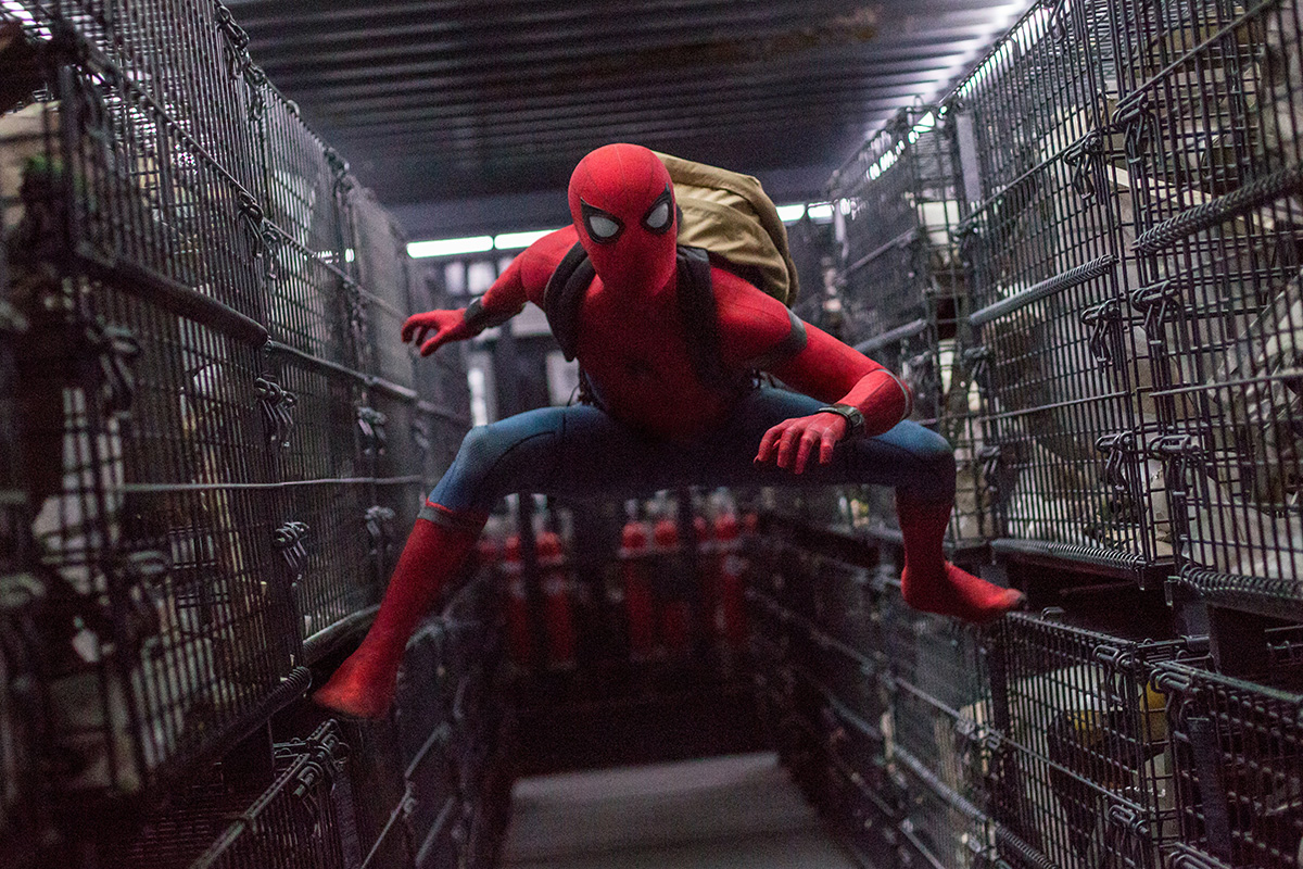 Sequel to 'Spider-Man: Homecoming' set to film this June