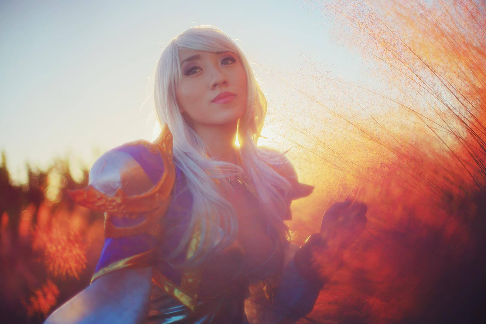 Cosplayer Stella Chuu brings us a striking representation of World of Warcraft's premier mage and leader of the Kirin Tor.