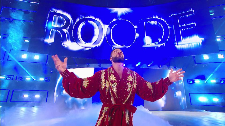 Bobby Roode is officially a member of Smackdown Live