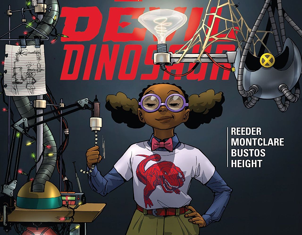 'Moon Girl and Devil Dinosaur Vol. 3: The Smartest There Is' review: Strong all-ages fun