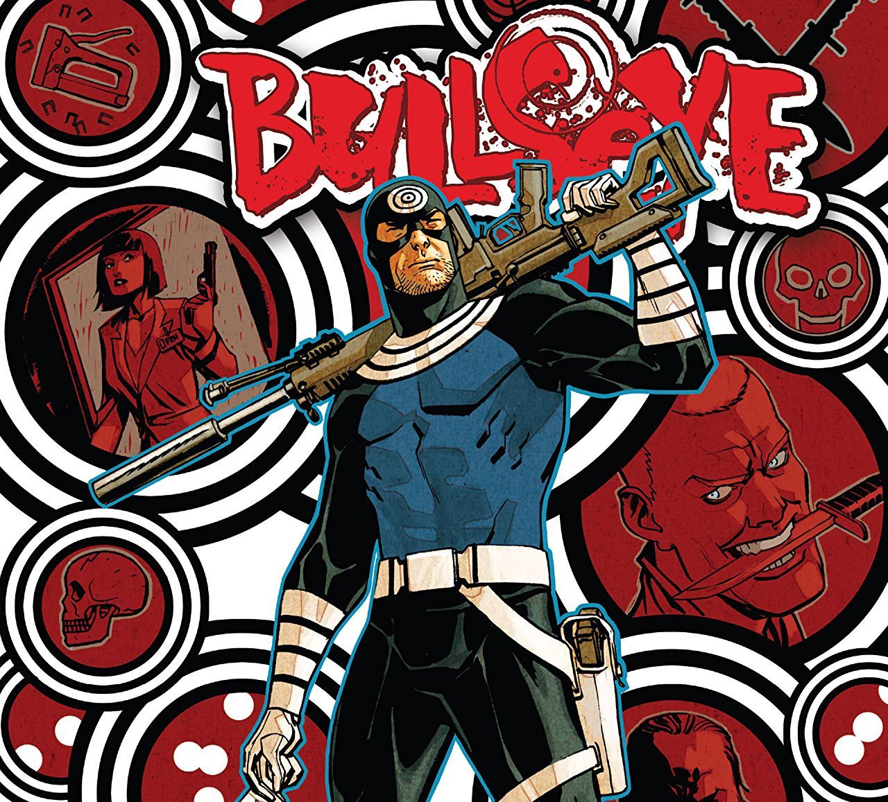 'Bullseye: The Colombian Connection' review: A force of nature