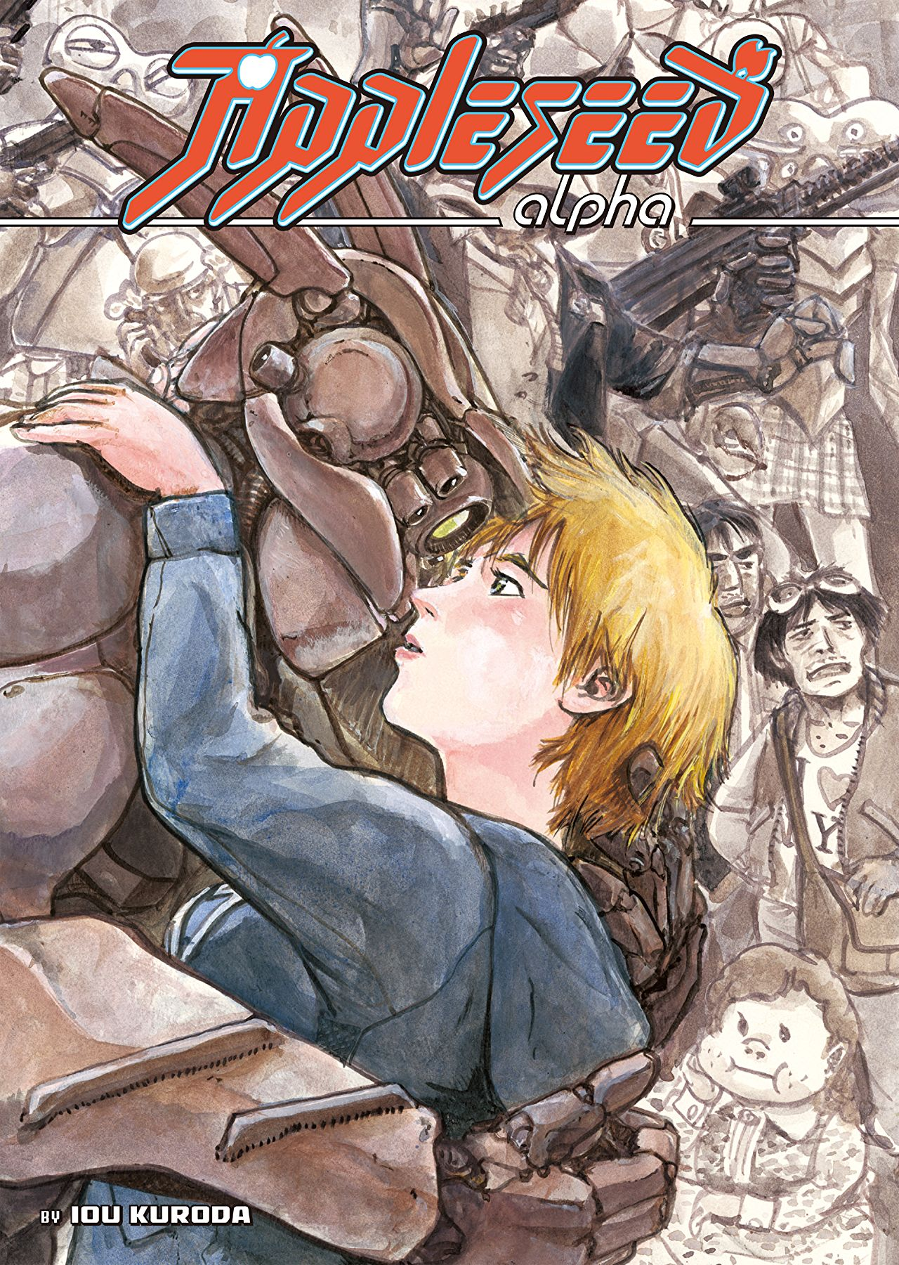 Appleseed Alpha Vol. 1 Review