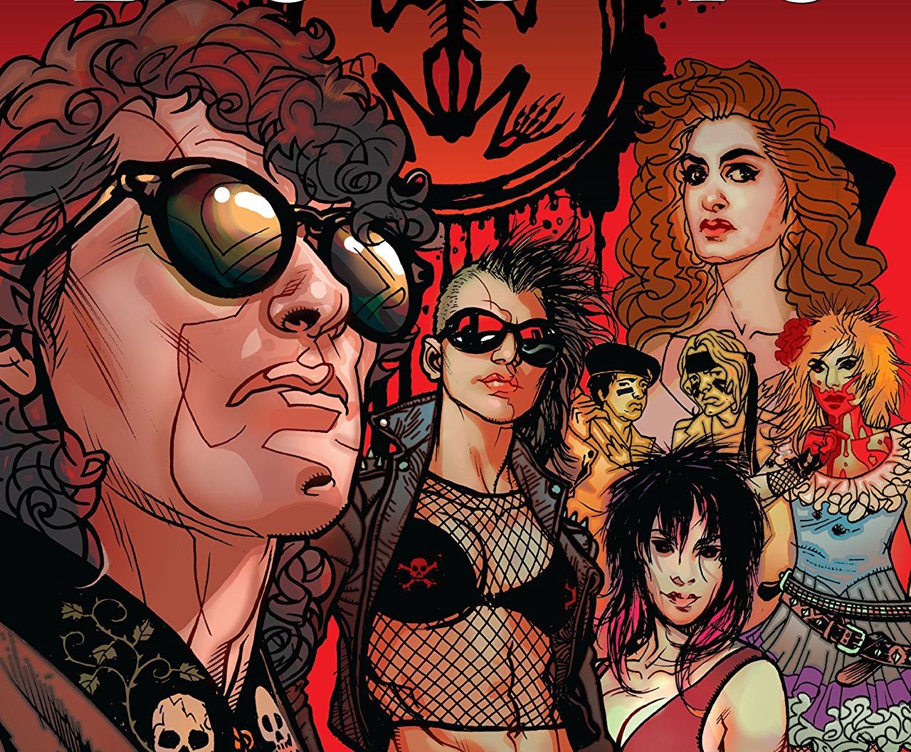 'The Lost Boys' Vol. 1 review: Vertigo captures the mood and culture of the 80's