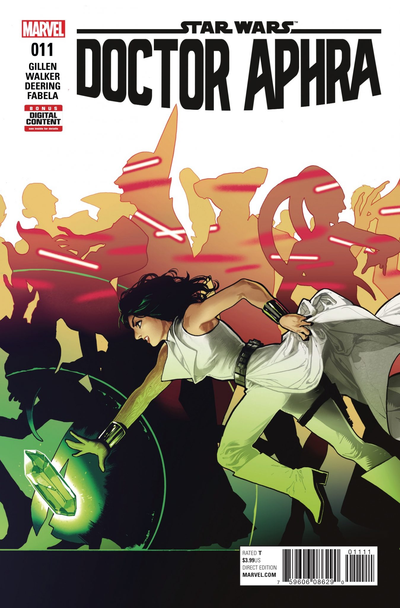 Marvel Preview: Doctor Aphra #11
