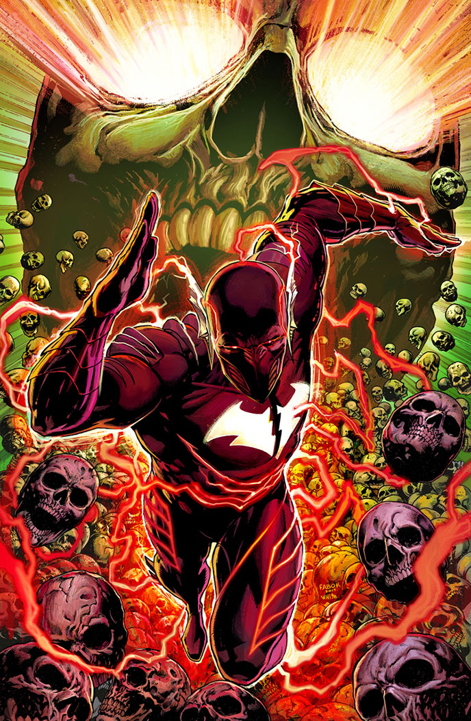 Invaders from the Dark Multiverse Attack; BATMAN: THE RED DEATH and BATMAN: THE MURDER MACHINE are coming!