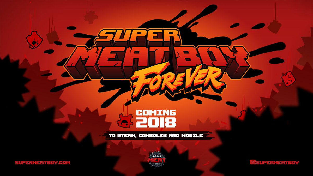 Super Meat Boy Forever, SteamWorld: Dig 2 headline 20 Nintendo Switch games announced at Nindies Showcase