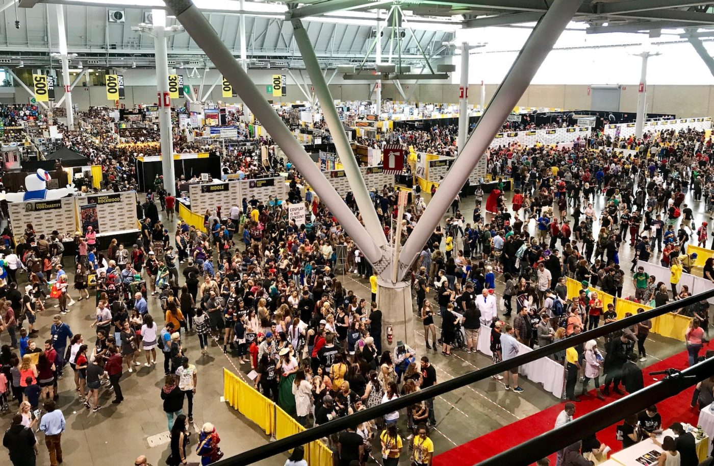 4 members of the AiPT! staff attended Boston Comic Con 2017 - here are their thoughts.
