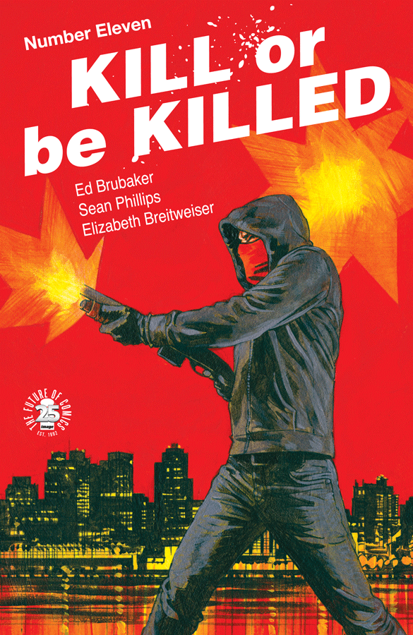 Kill or Be Killed #11 Review