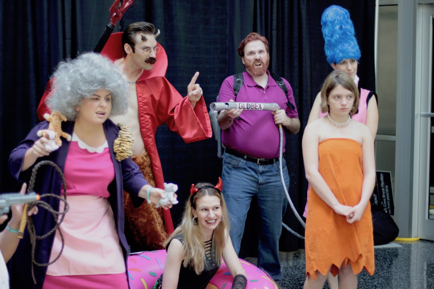 Wizard World Chicago: The Best TV and movie cosplay
