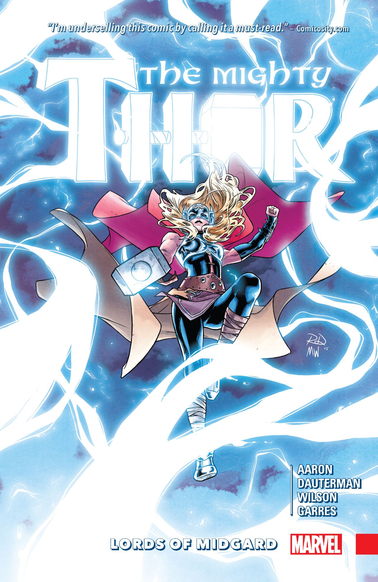 'Mighty Thor Vol 2: Lords of Midgard' needs to spend a little more time with its title character