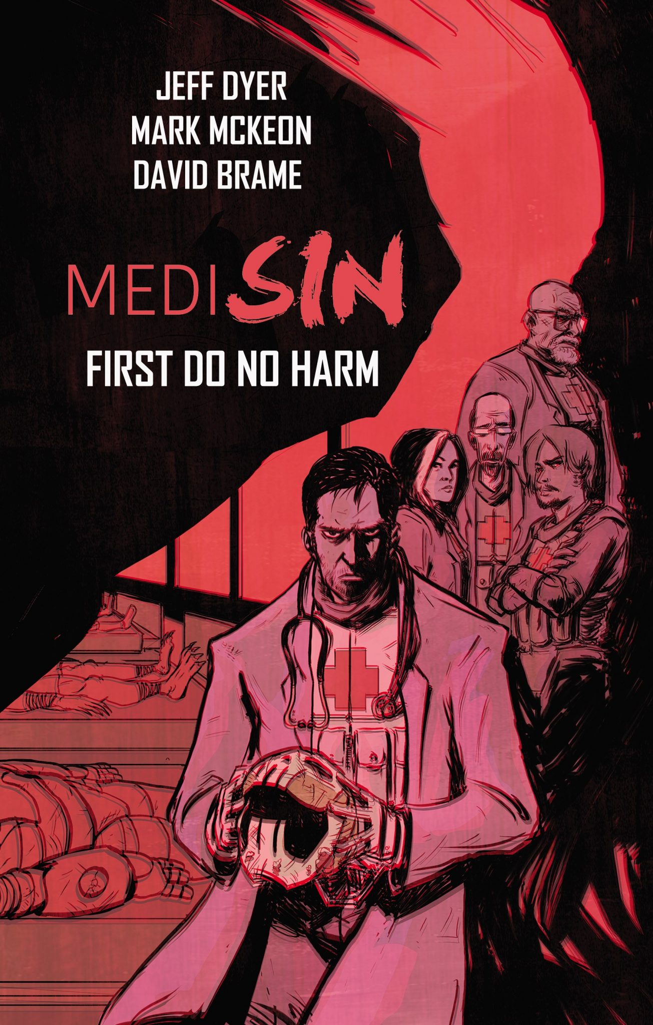 'MediSIN Vol. 1: First Do No Harm' review, with doctor's notes from Mark McKeon