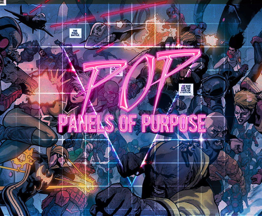 Monthly POP: Panels of Purpose - August 2017