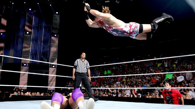 Explain Like I'm Kayfabe: High Flying and Why it's Against the Rules