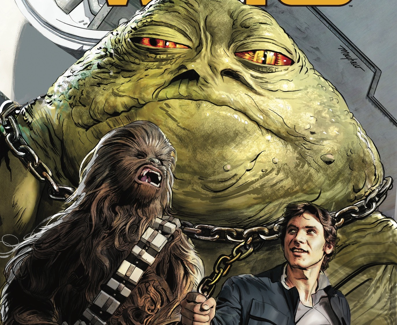[EXCLUSIVE] Marvel Preview: Star Wars #35