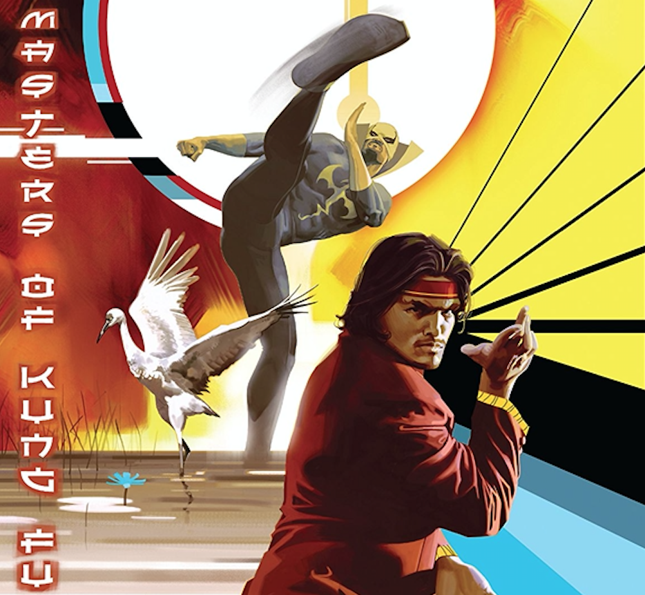 Iron Fist #6 Review