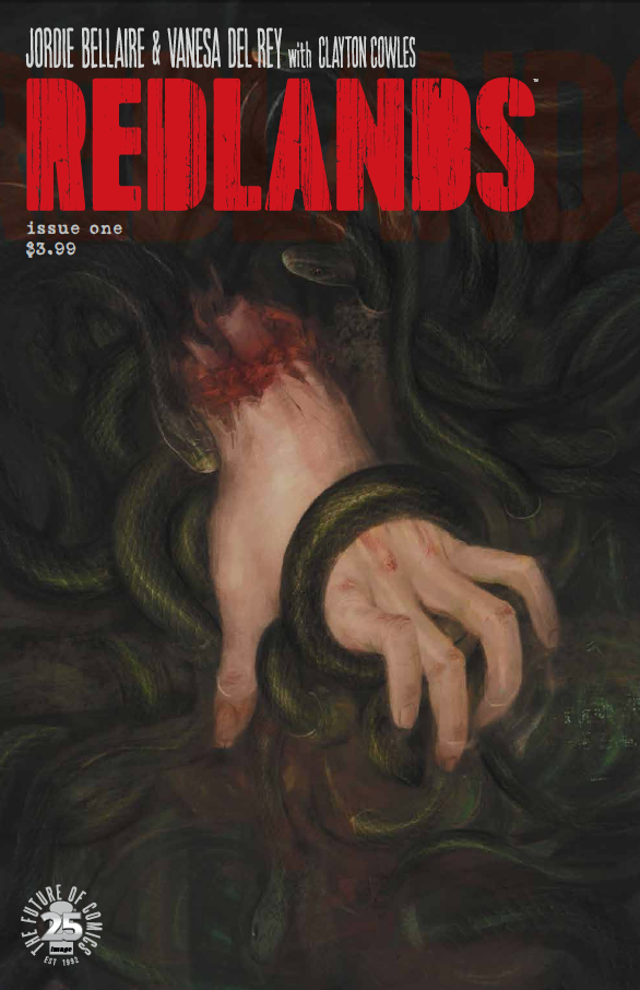 Excellent storytelling and a fantastic first issue.