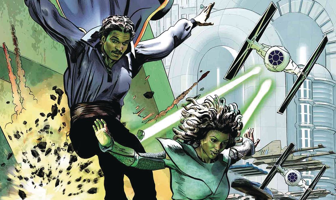 Marvel Preview: Star Wars #34
