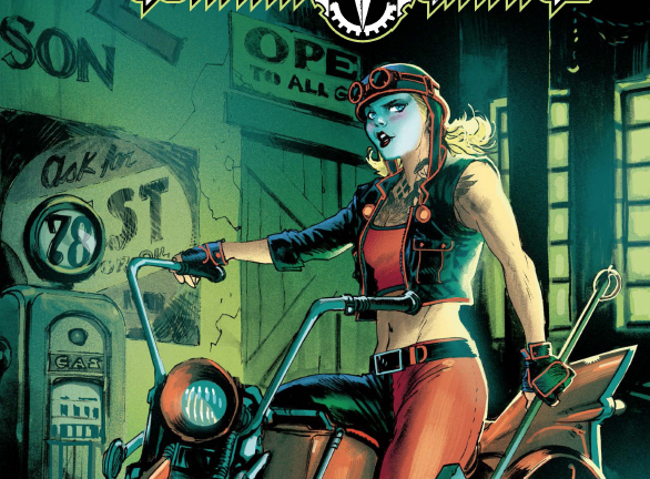 Gotham City Garage #1 Review