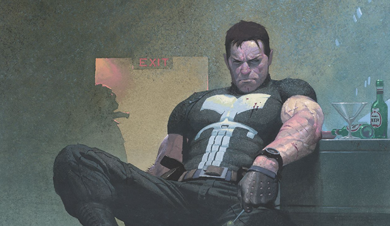 'The Punisher: The Complete Collection' Vol. 6 is an evocative, gore-drenched look at the vigilante