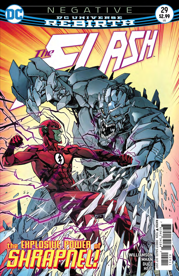 The Flash #29 Review