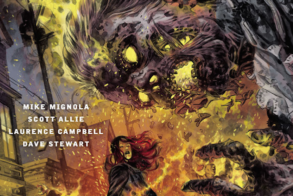B.P.R.D.: The Devil You Know #2 Review