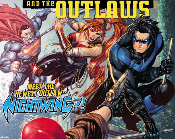 Red Hood and the Outlaws Annual #1 Review