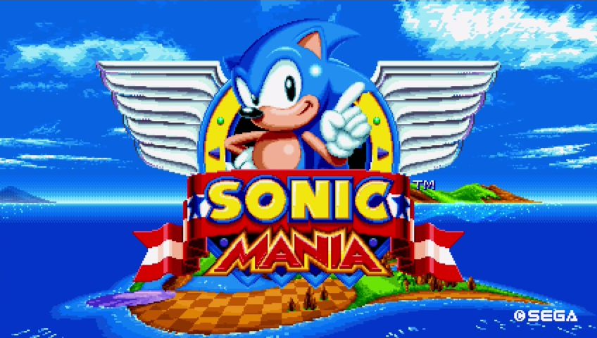 'Sonic Mania' is a true return to form, and possibly the best game in the franchise's history
