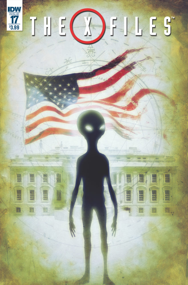 The X-Files #17 Review
