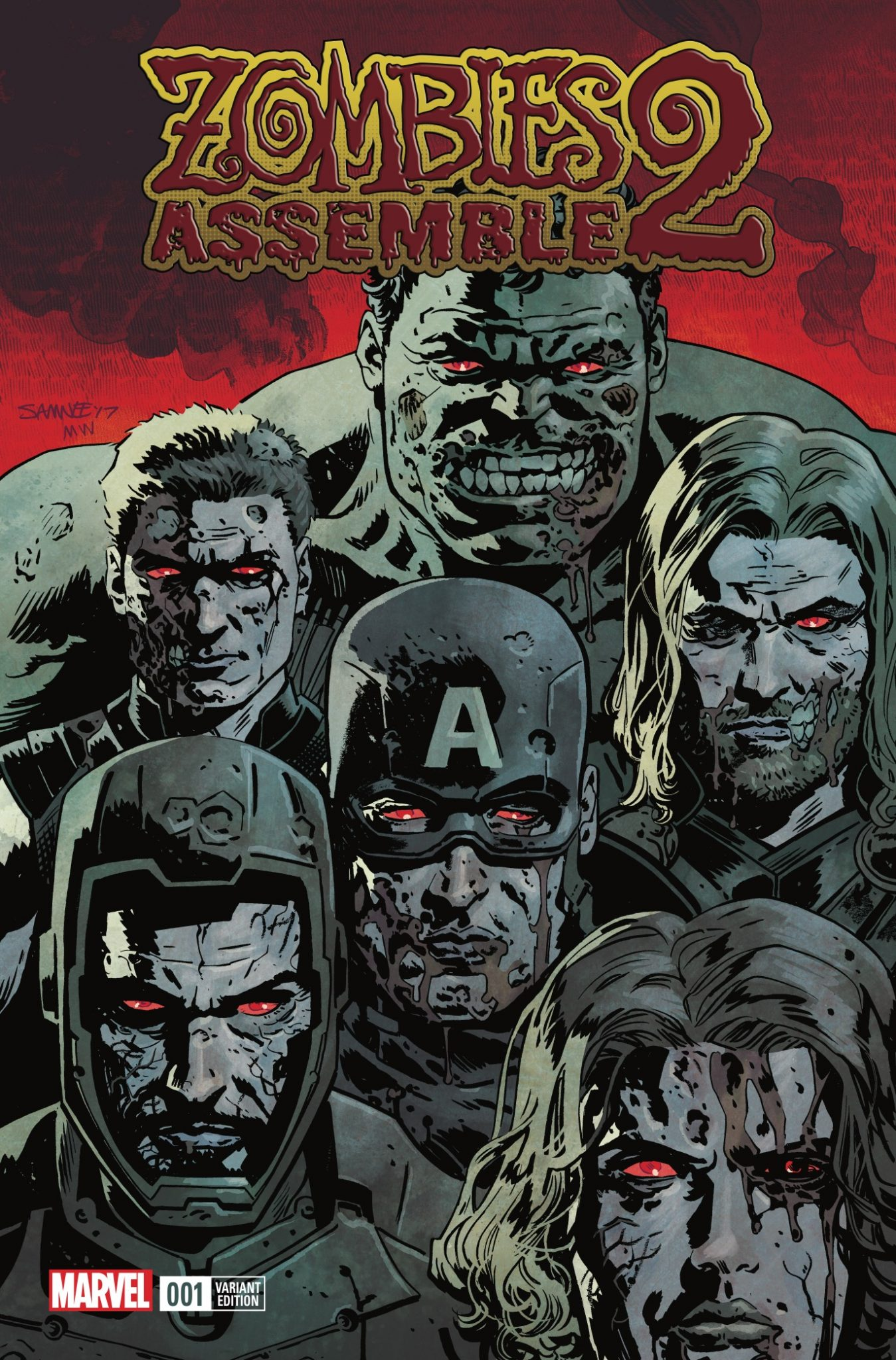 Marvel Preview: Zombies Assemble 2 #1