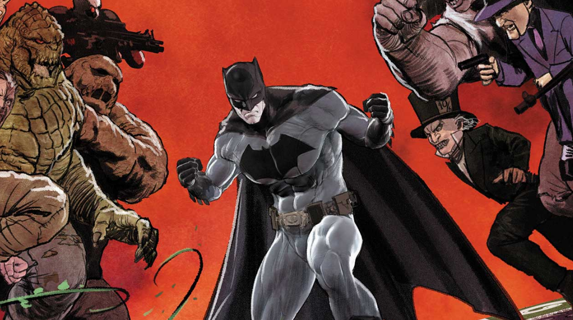 Batman #29 Review: Or my nine-course dinner with Bruce Wayne, Joker and Riddler