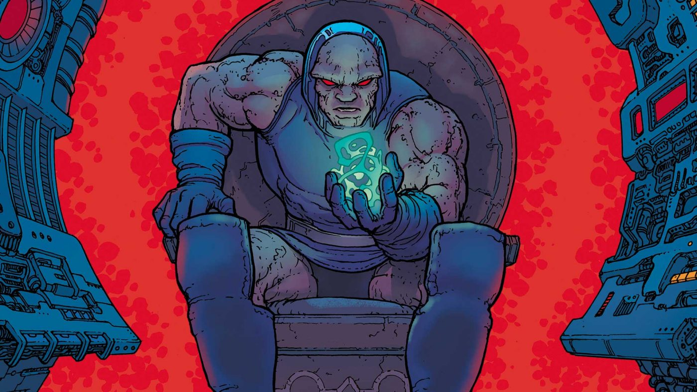 Kirby 100: Darkseid Special #1 Review