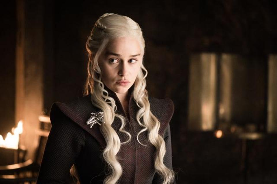"""Game of Thrones' star Emilia Clarke says show will film multiple endings: """"We aren't being told what's actually going to happen"""""""
