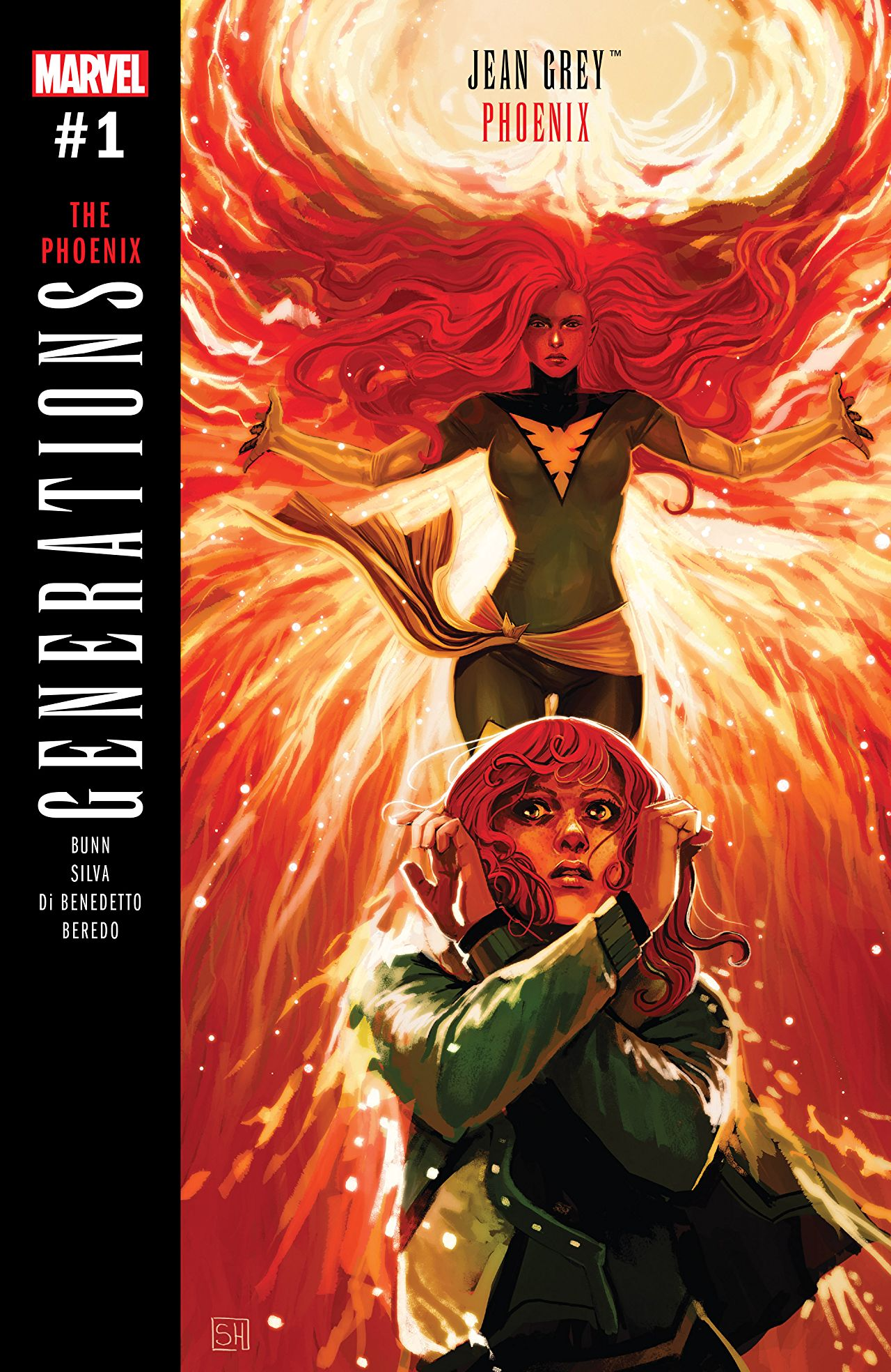 Generations: Phoenix & Jean Grey #1 review: Destruction never felt so right