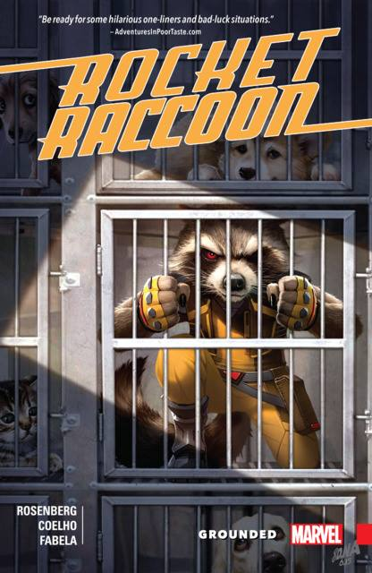 'Rocket Raccoon: Grounded' proves Rocket doesn't need Groot or the Guardians to deliver a compelling story