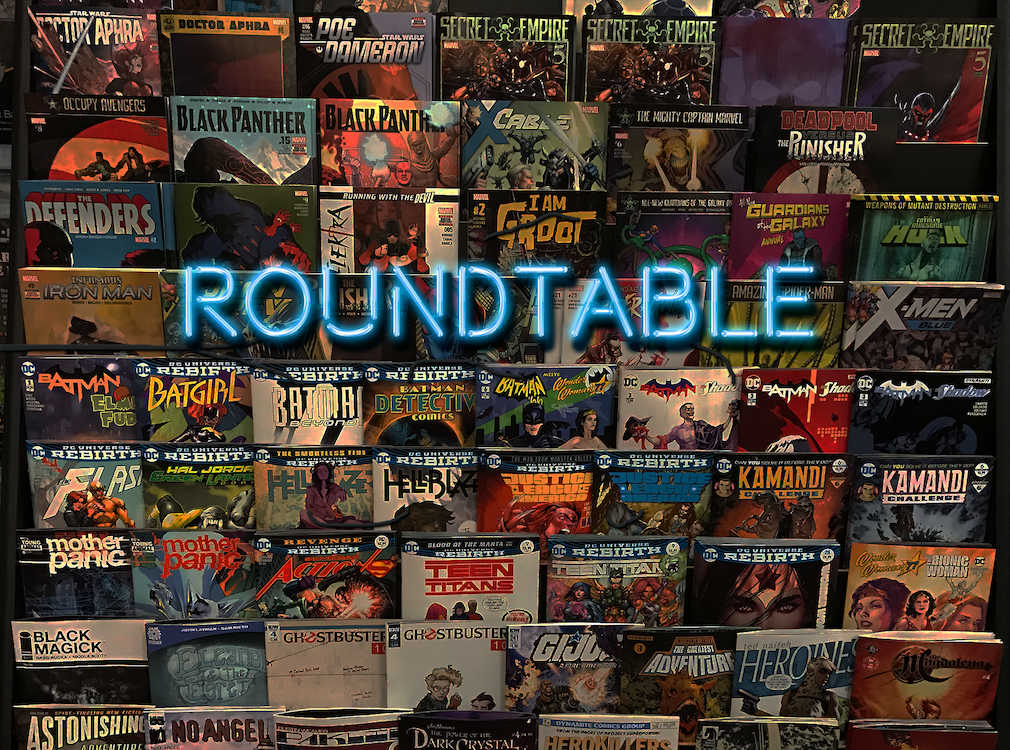 AiPT! Roundtable fixes the comic book industry