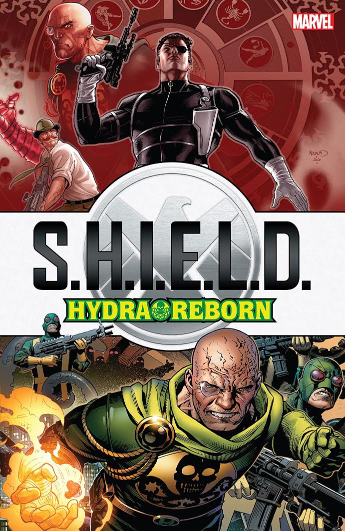 'S.H.I.E.L.D.: Hydra Reborn' review: Peak Fury, and completely insane