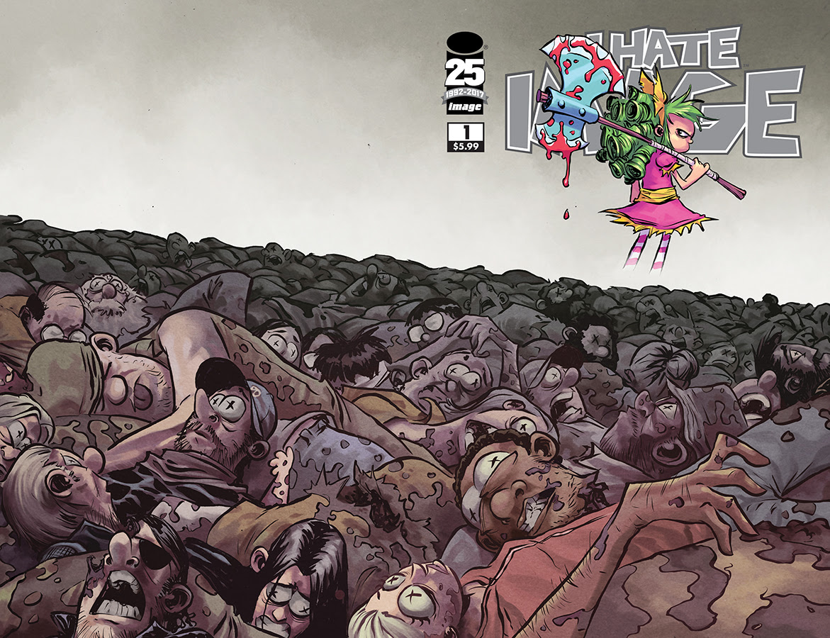 Image Comics pays tribute to The Walking Dead with 25th anniversary covers