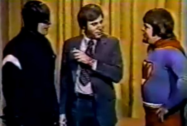 """The time Batman confronted Jerry """"The King"""" Lawler"""