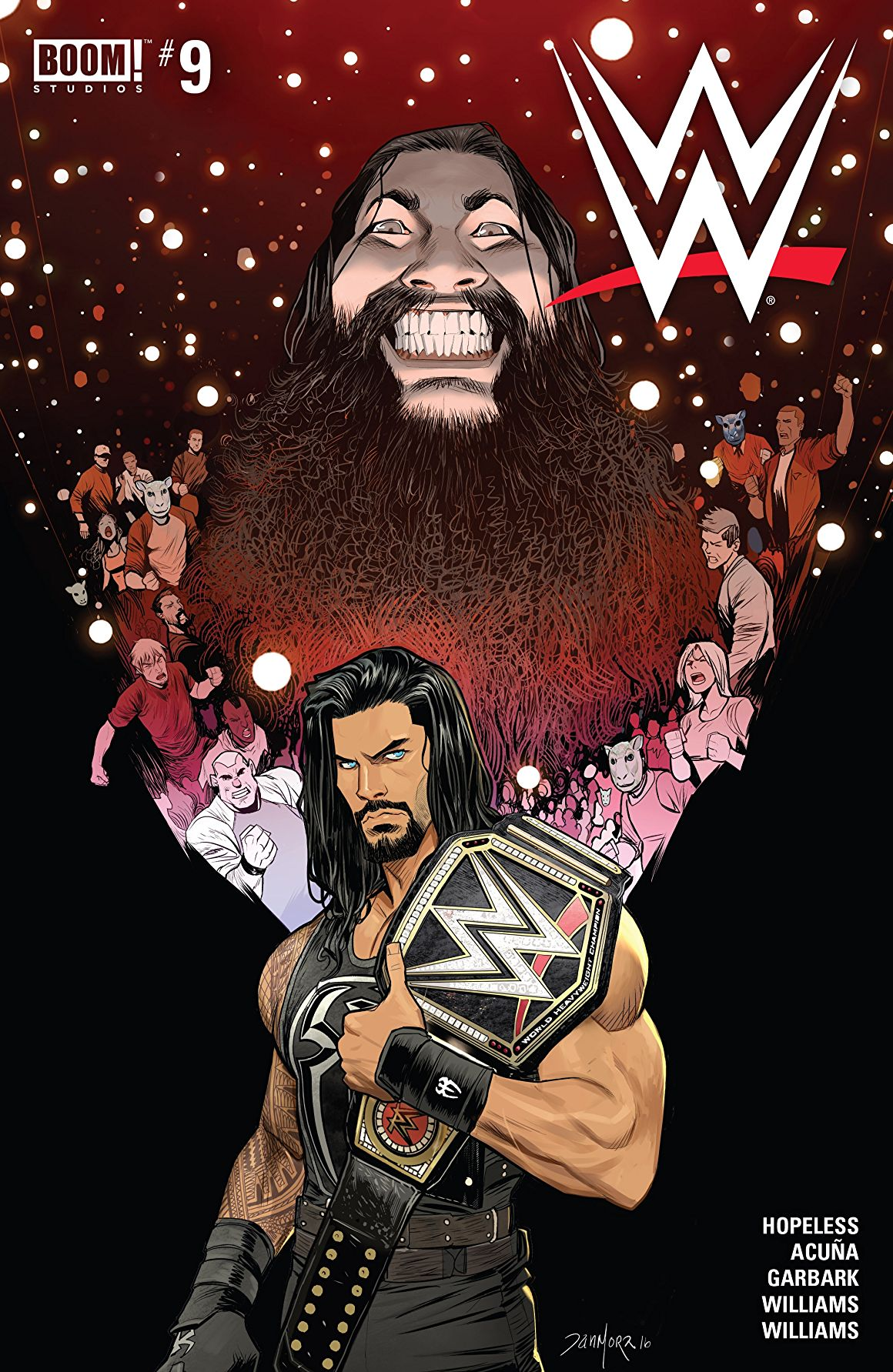 WWE #9 Review