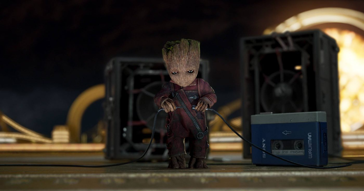 HASCON 2017: The Guardians of the Galaxy as we know them wouldn't exist without James Gunn