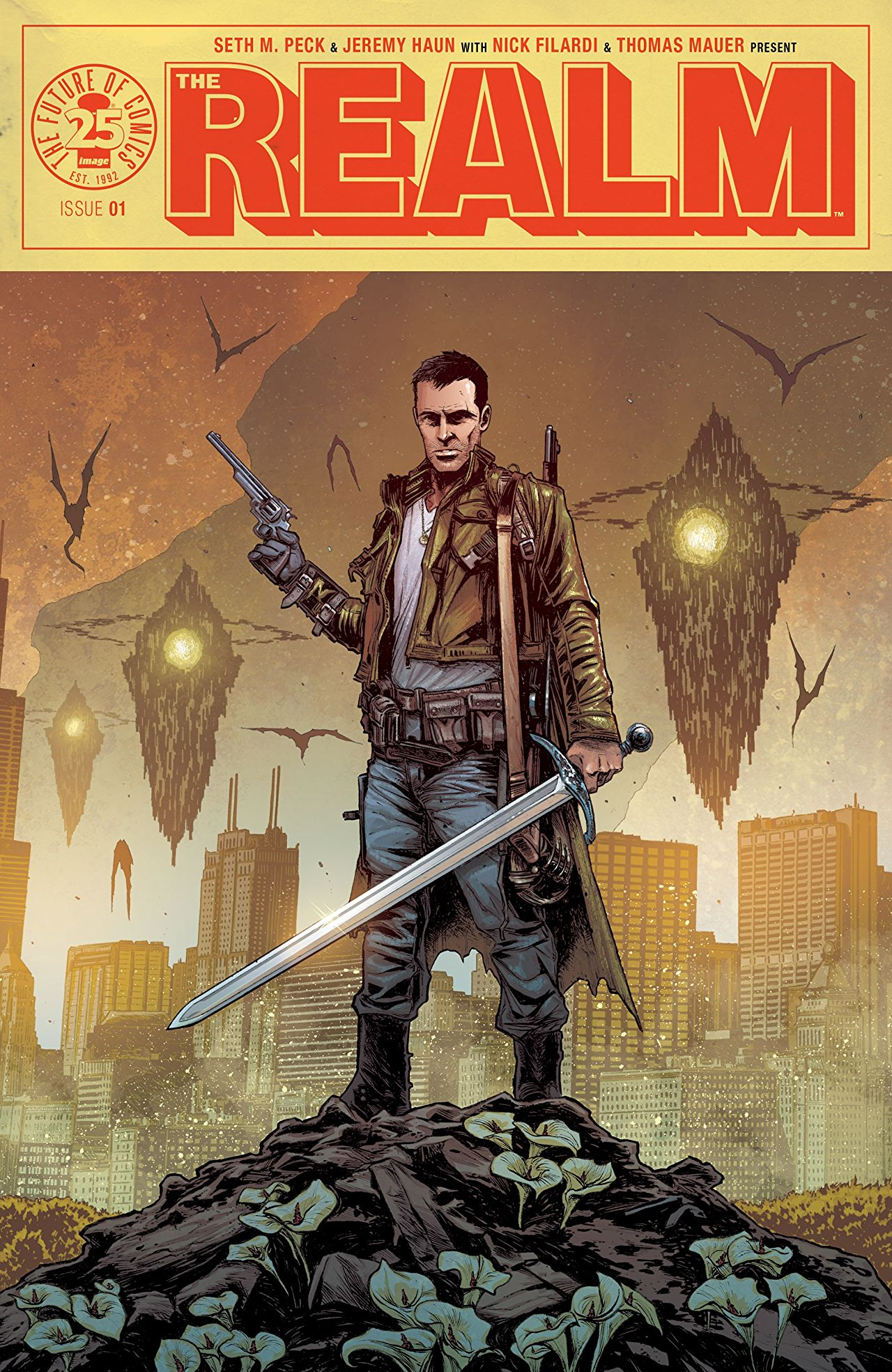 The Realm #1 Review